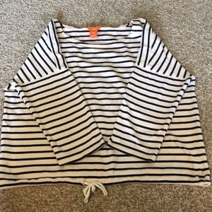3 for $20 Navy Striped Top